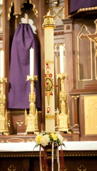Christus surrexit hodie sicut dixit! Alleluia!