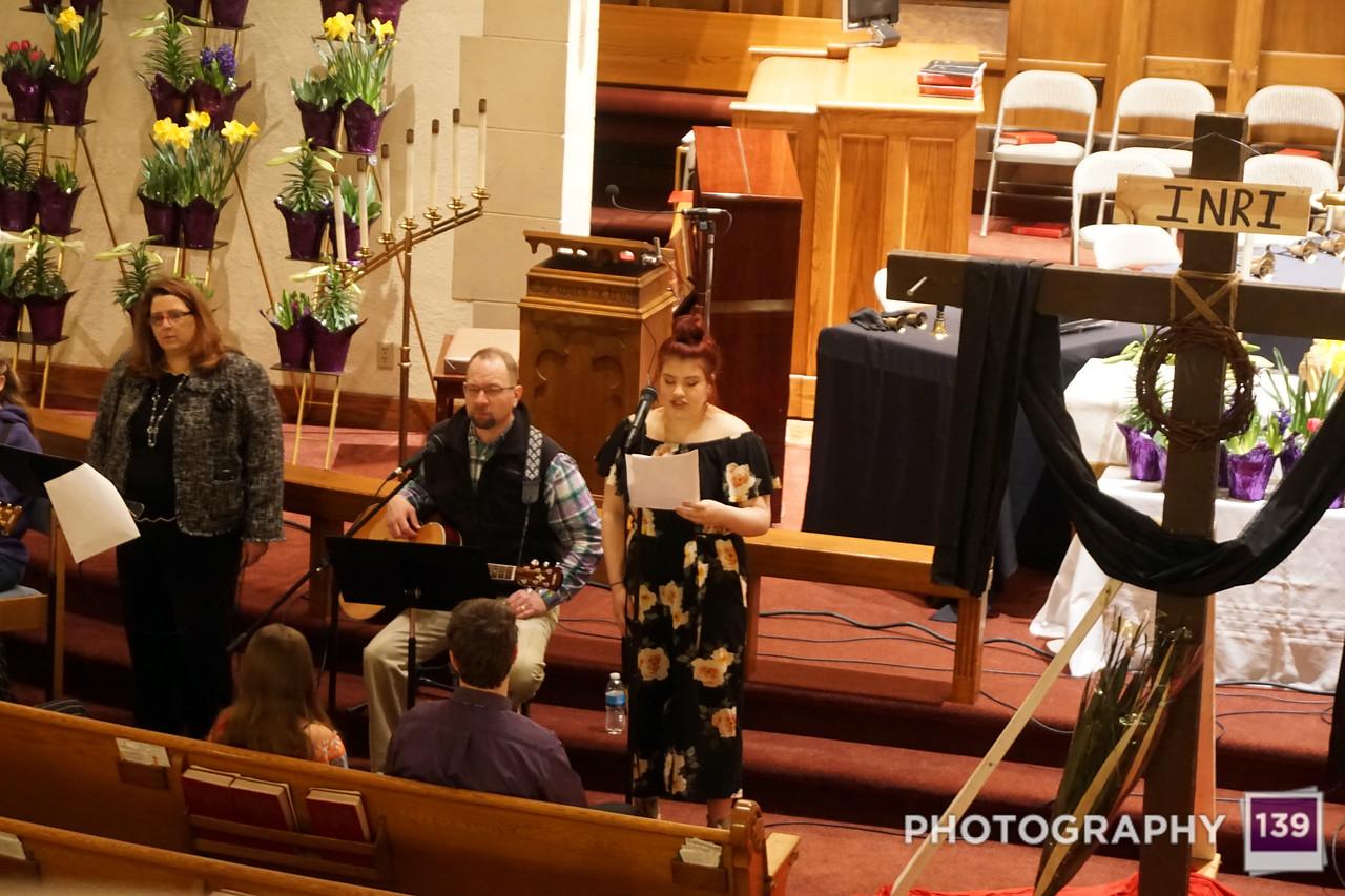 Easter - 2018 - Boone FUMC