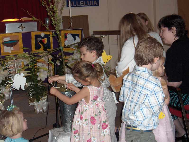 """""""O Easter Tree"""" Children's Song"""