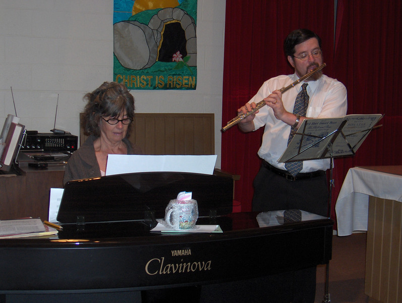 Gift of Music by Sue Foster and Alan Cox