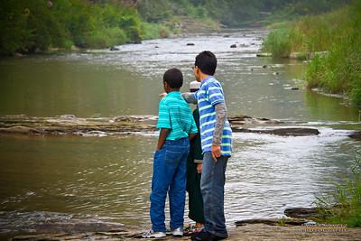 Elk River Falls August 2011