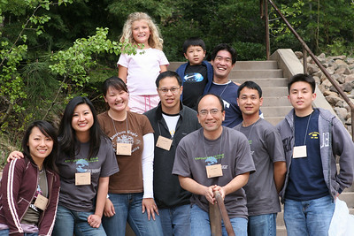 Empowered to Serve - Group Picts