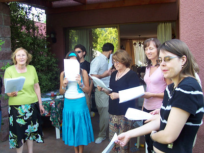 Actividad navideña Iglesia Bautista de Peñalolen