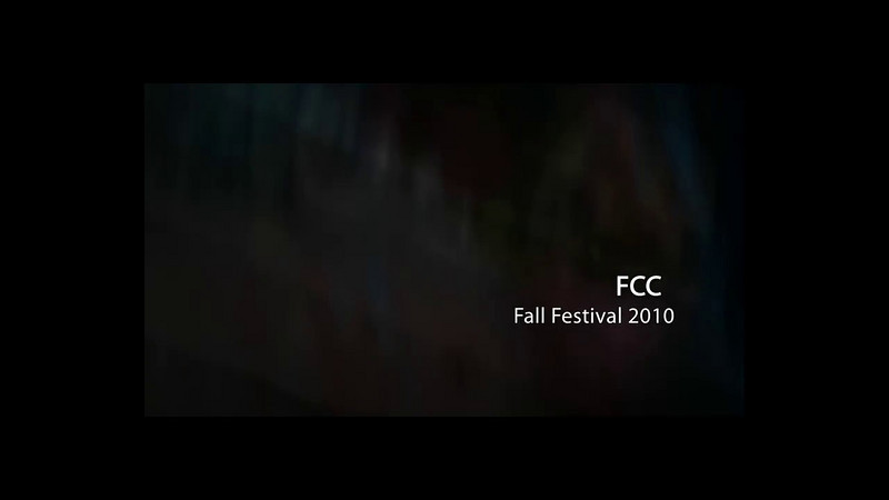 2010 FCC Fall Festival video slide show