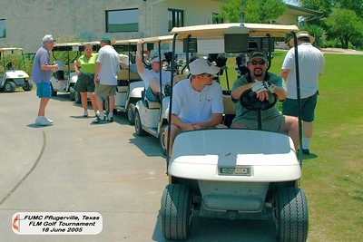 FLM Golf Tournament '05