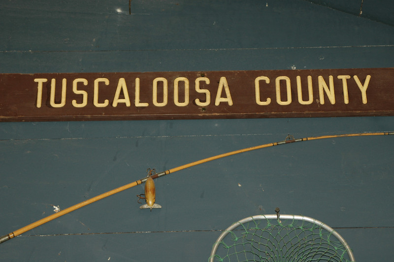 TUSCALOOSA COUNTY ALABAMA<br /> The name Tuscaloosa comes from two Choctaw Indian words, taska, for warrior, and lusa, meaning black. It is located near the Black Warrior River in western Alabama.