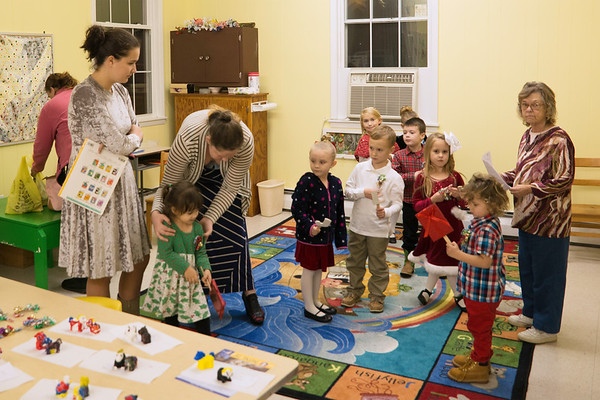 Covenant Children's Christmas Program 2017