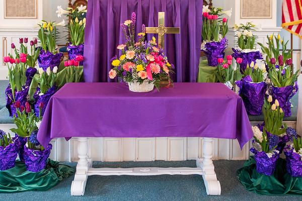 Fairfield Easter 2018