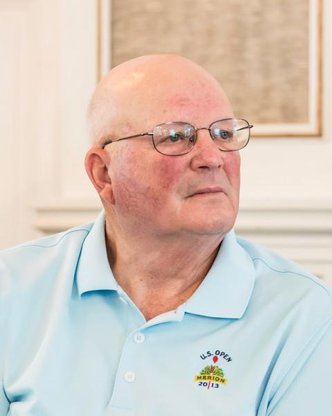 Gus Gosweiler, Elder Emeritus, 37 years