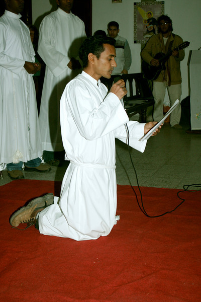 Martin Kadamattu Antony, SCJ makes his Final Vows.