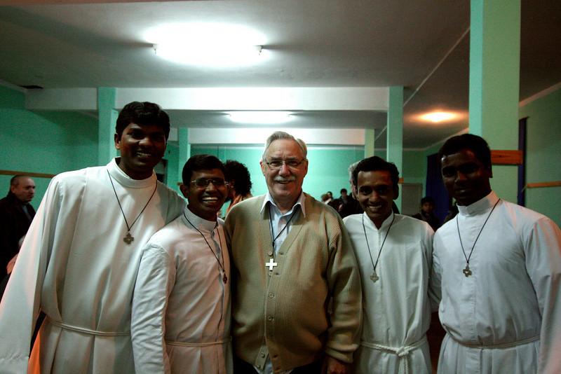 Br. Leonard, SCJ (India)