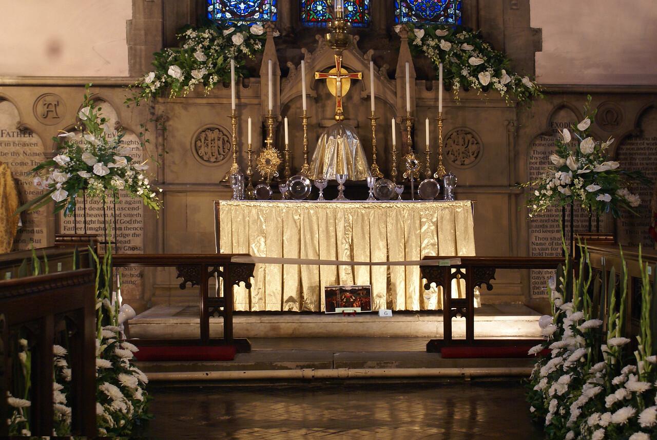 Fr John's 25th Anniversary of Ordination 2009