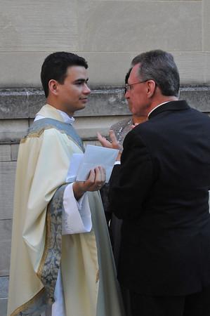 FrJaime First Mass