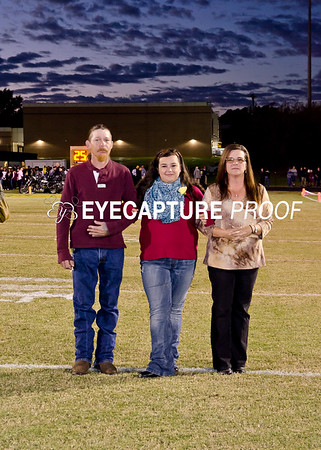 GHS Senior night