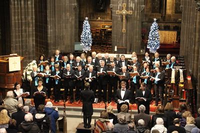 Glasgow Cathedral Choral Society - The Messiah - 2 January 2016
