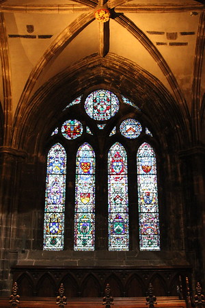 Glasgow Cathedral - 19 & 21 May 2016