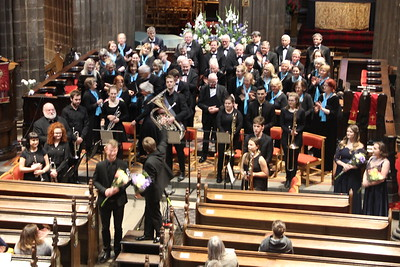 Glasgow Cathedral Choral Society Concert - 26 May 2018