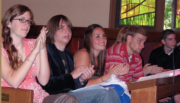 Graduation 2007 - St John's