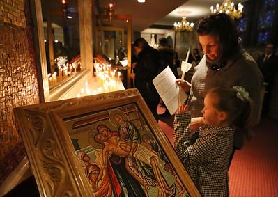 Greek Orthodox Good Friday 040618