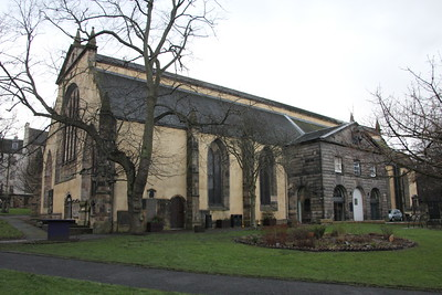 Greyfriars Kirk, Edinburgh - 17 January 2015