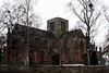 St Mary's Haddington (from NE)