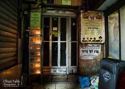 Hanuka in Jerusalem