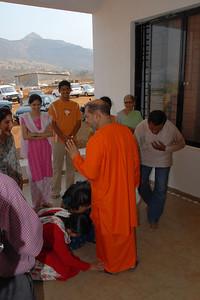 Swami Tejomayanandaji