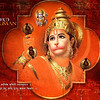Hanuman - the Hindu God - Simian Symbol of Strength
