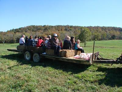 Hayride Cosner Farm 2013-10