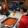 Ash Wednesday Spaghetti Fundraiser