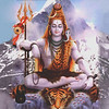 Lord Shiva - third deity of the Hindu triad of great Gods