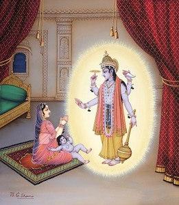 The Birth of Rama