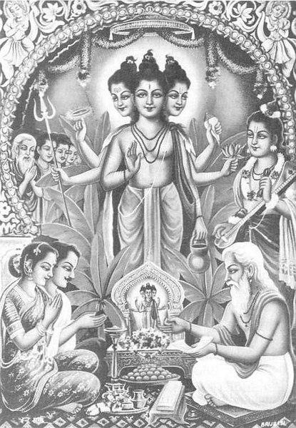 dattatreya bhagwan