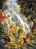 indra-worships-krishna