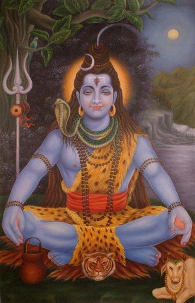Lord Shiva Maharaj