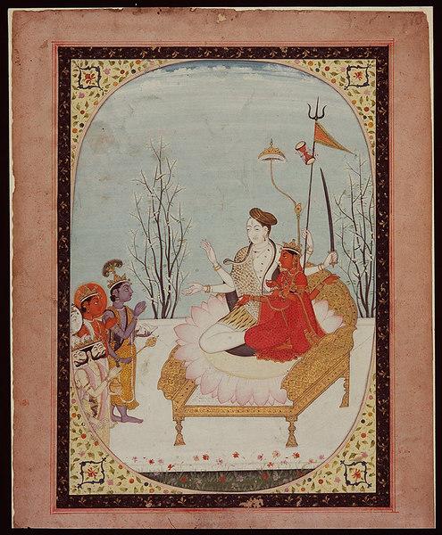 Mahadev Parvati