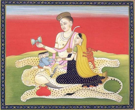 Shiv ji the Domestic