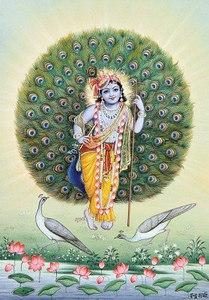 Krishna the cowherder