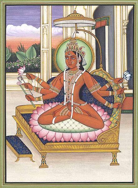 Mahavidya Bhuwaneshvari