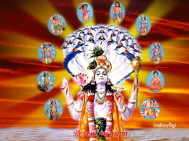Shree Vishnu Das Avtaar