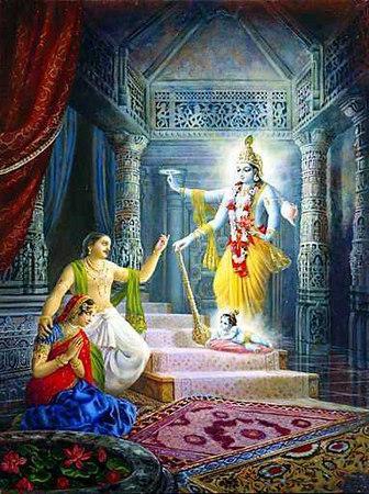krishna-born