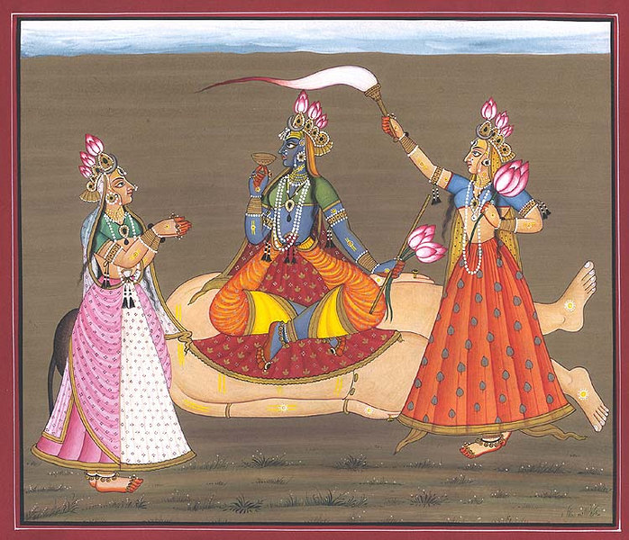 Mahadevi and Devis