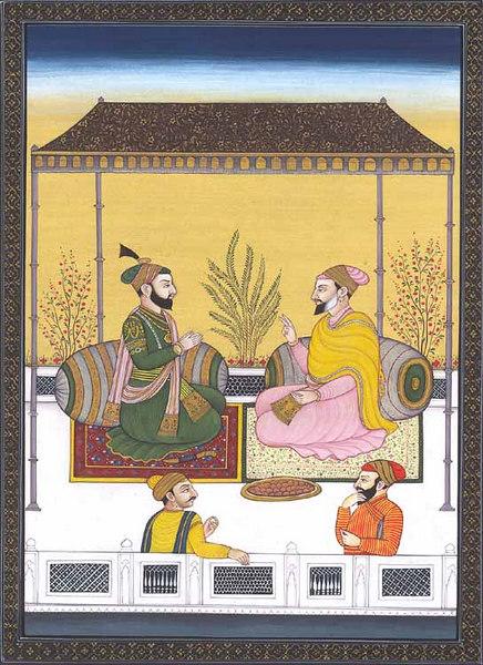 Guru Tegh Bahadur ji