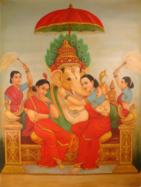 Our Beloved Lord Ganesha