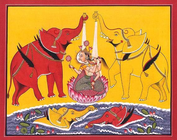 Gajalakshmi Devi