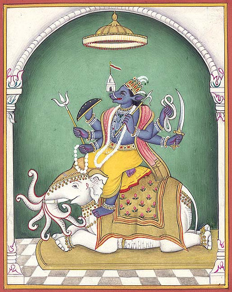Varaha Avataar of Lord Hari Vishnu