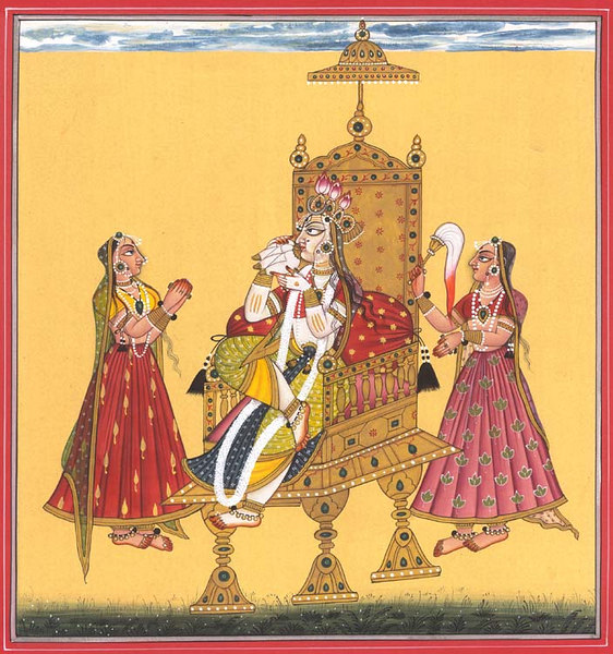 Sankh Dhari Devi