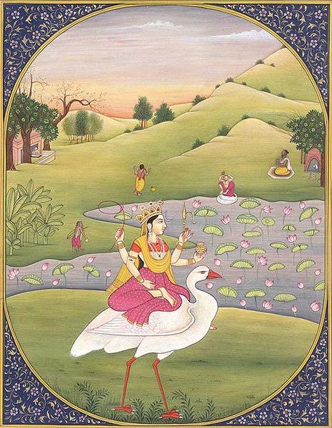 saraswati maya
