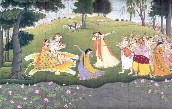 dancers for shiva