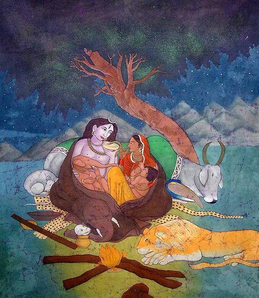 Shiva and Family Batic